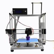 中国 DIYのキットが付いているアルミニウム フレームの構造のHICTOPの卓上3D Printe、 retail