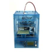 중국 정밀도 Reprap Prusa i3 DIY 장비를 가진 소형 아이 3D 인쇄 기계 쉬운 임명 retail