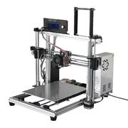 China Impressora do Desktop 3D de HICTOP com os jogos de DIY da estrutura de alumínio do quadro, Tridimensional 10,6 retail