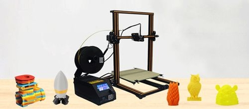 wholesale Desktop 3D Printer from China