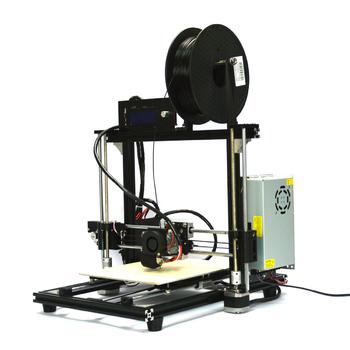 China HICTOP Upgraded Prusa i3 DIY 3D Printer Desktop 3d Printer with Aluminum Frame 3dp-11-bkwholesale