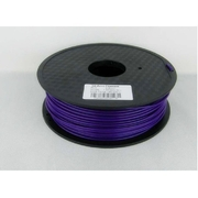 China Smooth Purple HIC 1.75mm PLA 3D Printer Filament For Home / Company retail