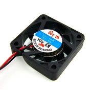 China HICTOP 2 Pieces 12V Cooling Fan for 3D printer Parts Reprap Prusa I3 of 40*40*10mm retail