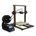 Top QualityHigh Precision Impresora 3D Printer 300*300*400mm Printing Size Easy Installation