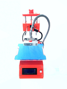 China Red High Accuracy professional 3d printer assembled , 3d printing equipment retail