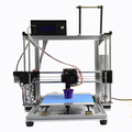 Top QualityHICTOP Desktop 3D Printe of Aluminum Frame Structure, with DIY Kits