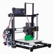 China HIC 3d Printer With Multi Function Auto Levleing And Filaments Monitor retail