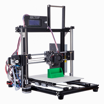 China HIC 3d Printer With Multi Function Auto Levleing And Filaments Monitorwholesale