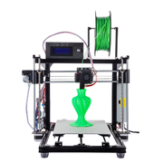 China HICTOP High Printing Accuracy 3d Printer With Filaments Monitor retail