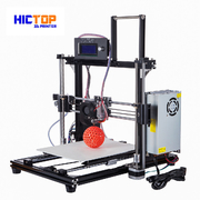 China Prusa i3 Large Scale 3D Printers, Large Printing Size 270*210*200 mm retail
