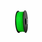 China Recycled Green 1.75mm PLA 3D Printer Filament Tolerance +/- 0.05mm retail