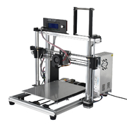 China HICTOP Aluminum Reprap I3 3D Printer Supporting Multiple Printing Material retail