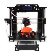 China Impresoras de Reprap Prusa I3 DIY 3D de la exactitud de HICTOP AcrylicHigh, extrusor actualizado retail