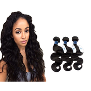 Smoothly 3 Bundles Of Body Wave Remy Hair Curly #Natural 10-26 Inches retail