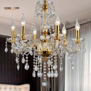 Wholesale Simple gold chandelier light fixture (WH-CY-20)
