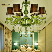 Wholesale Beautiful Green Chandeliers For sale (WH-CY-07)