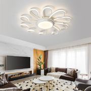 Wholesale Modern led ceiling light for living room ibedroom home decor luminaria lighting fixtures Acrylic led ceiling lamp