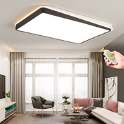 Wholesale Ultra-thin Surface Mounted Modern Led Ceiling Lights lamparas de techo Rectangle acrylic/Square LED Ceiling lamp